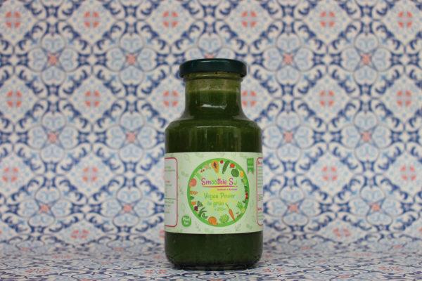 Produktfoto Vegan Power in gruen